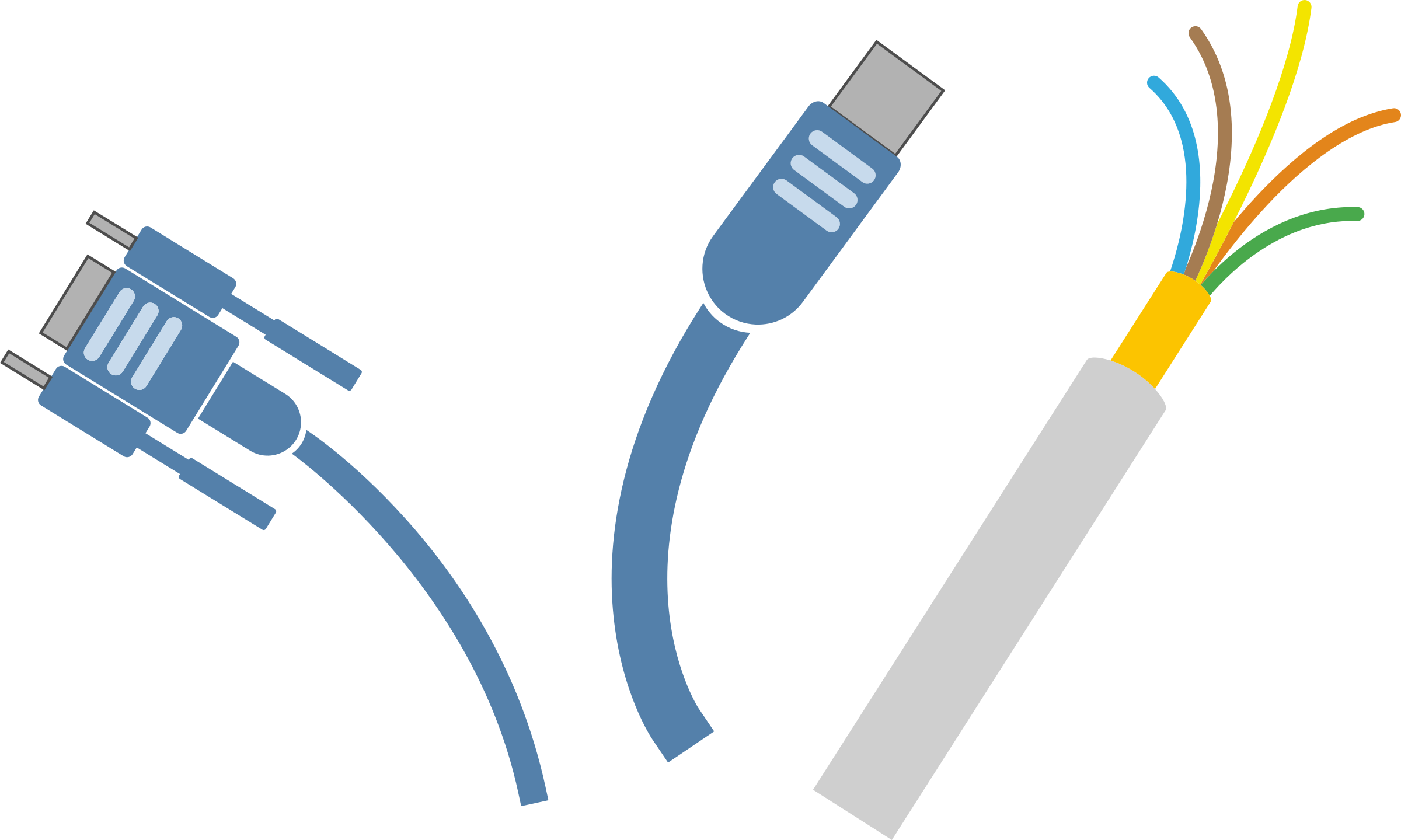 Cable Vector