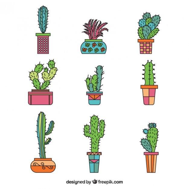 Cactus Vector Free