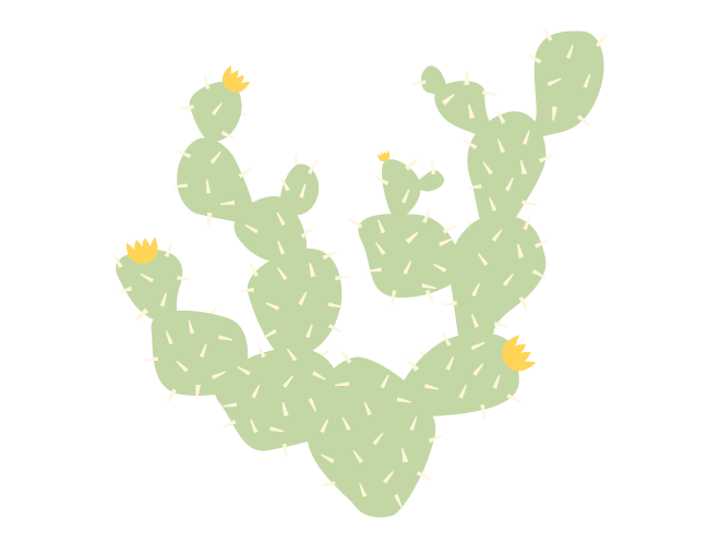 660x500 Collection Of Free Cactus Vector Realistic. Download On Ubisafe