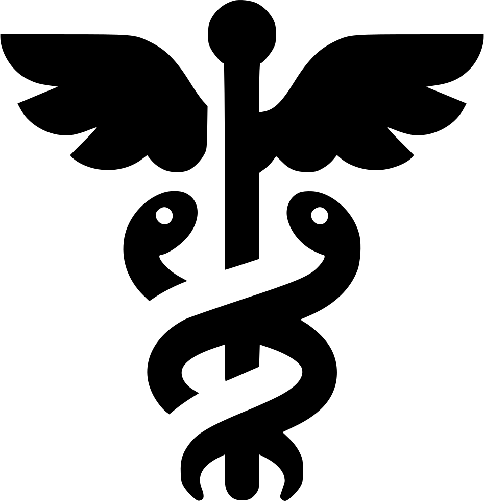 948x980 Caduceus Mercury Snake Wings Svg Png Icon Free Download ( 535069