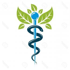 300x300 Stock Illustration Caduceus Medical Symbol Graphic Vector Orangiausa