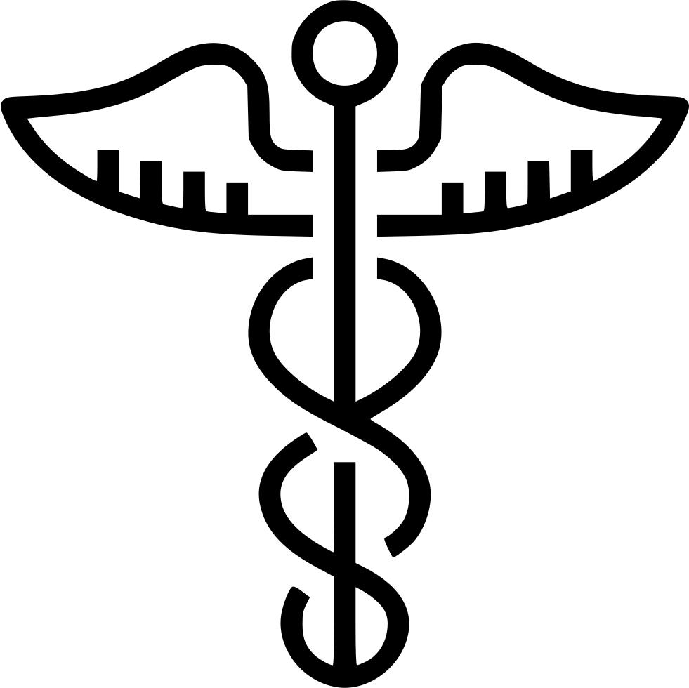 981x980 Caduceus Medicine Svg Png Icon Free Download ( 493175