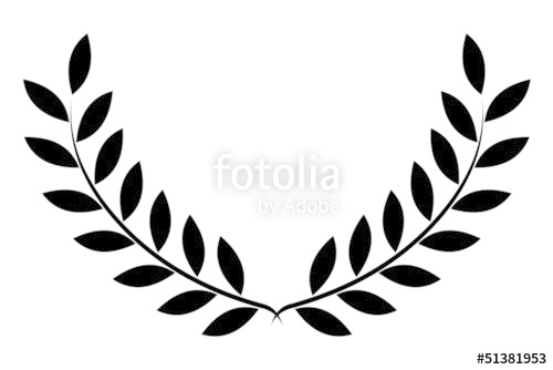 500x334 Lauriers 2 Branches Stock Image And Royalty Free Vector Files On