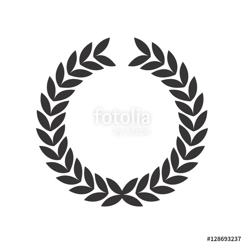 500x500 Caesar Leaf Crown Stock Image And Royalty Free Vector Files On