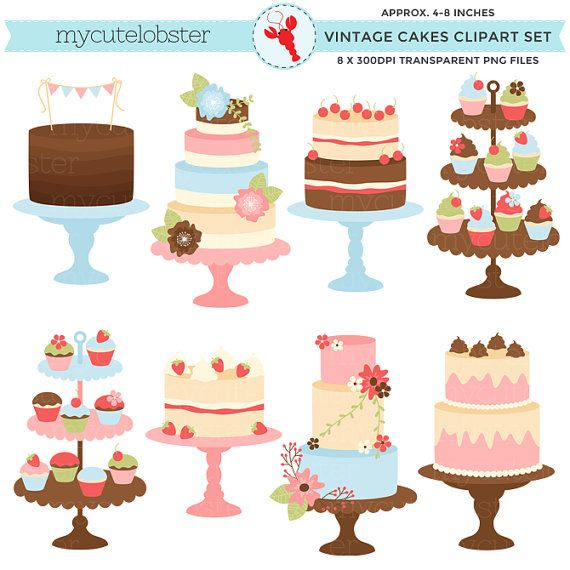 Cake Stand Vector