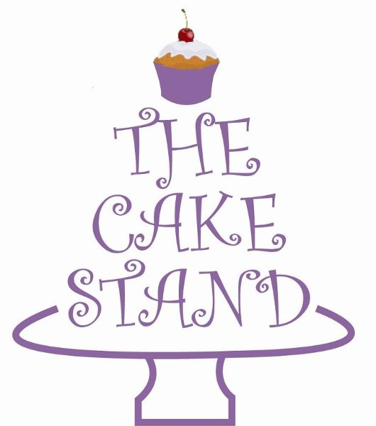 530x600 Cake Stand Clipart Stock Vector Cake Stand 156880682