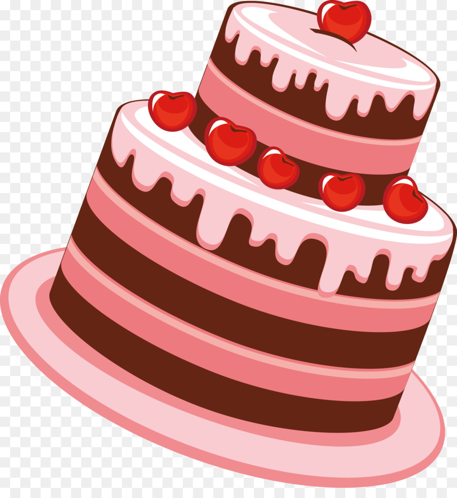 The Best Free Birthday Cake Vector Images Download From 50 Free