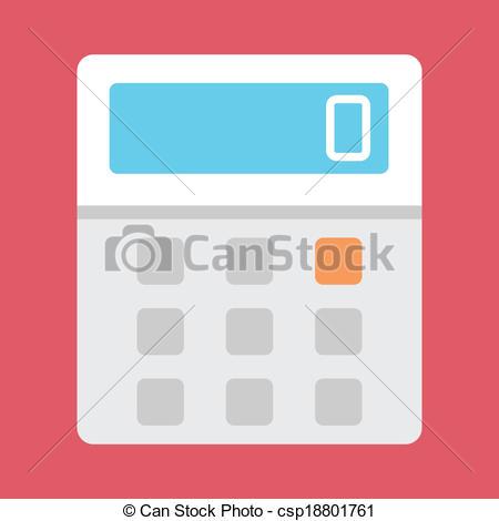 450x470 Vector Calculator Icon.