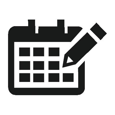 Calendar Icon Vector Free Download