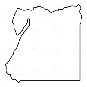 300x300 Photostock Vector Blue Abstract Outline Map Of California Arenawp