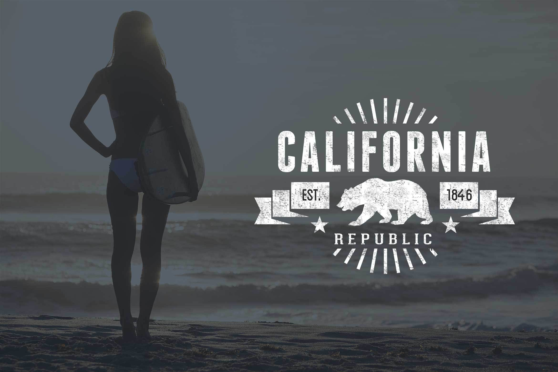 2340x1560 Free California Bear Flag Vector Pack California Design Agency