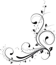 236x273 Lines Clipart Calligraphy