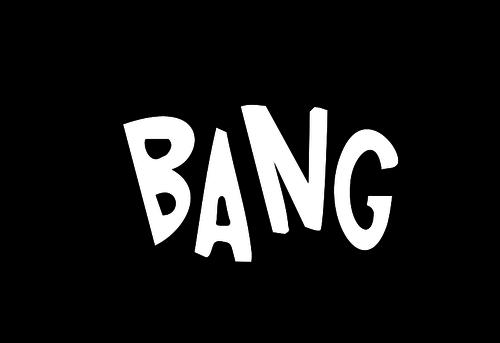 500x343 Bang Callout Vector Drawing Public Domain Vectors