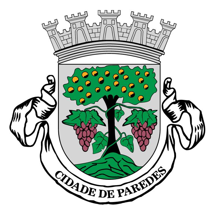 745x745 Camara Municipal De Paredes Free Vector 4vector