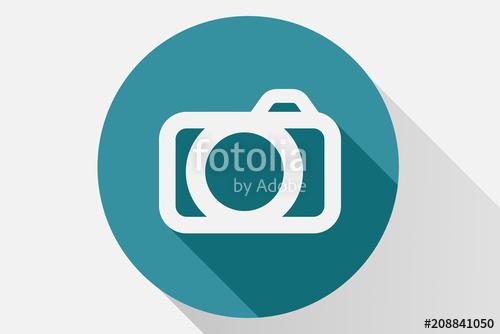 500x334 Icono Azul De De Fotos. Stock Image And Royalty Free