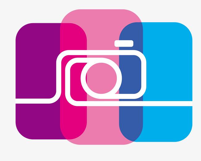 650x521 Vector Camera Logo Material, Vector Material, Camera, Logo