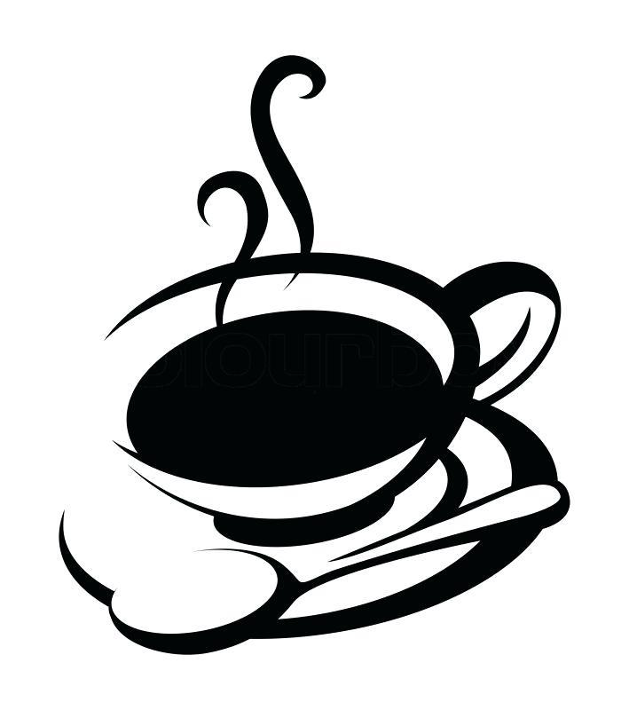 709x800 Coffee Silhouette Silhouette Cameo Coffee Mugs Drinking Coffee