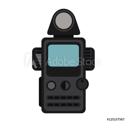 500x483 Camera Flash Photography Equipment Vector.