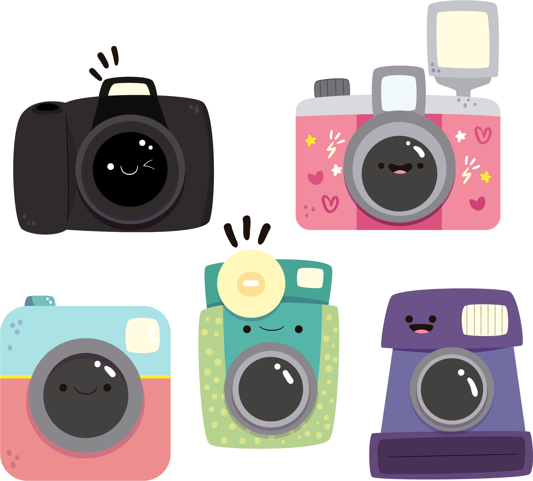 1732x1562 Camera Flash Photography Download Icon