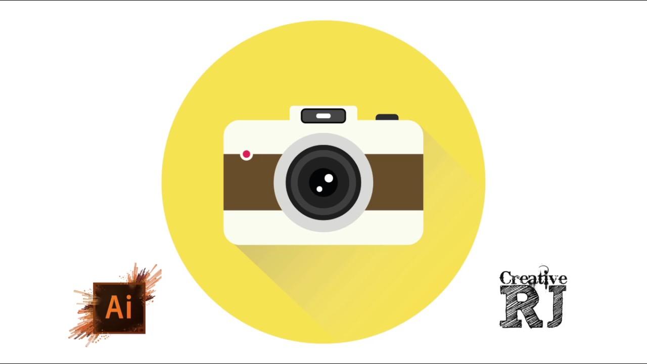 1280x720 Camera Vector