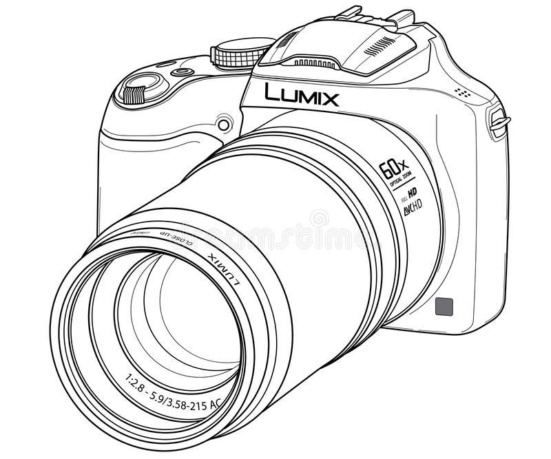 Camera Vector Art