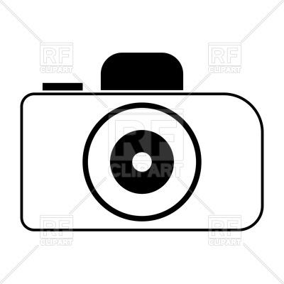400x400 Camera Icon Vector Image Vector Artwork Of Signs, Symbols, Maps