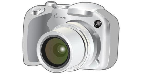 568x294 Free Camera Vector Art 123freevectors