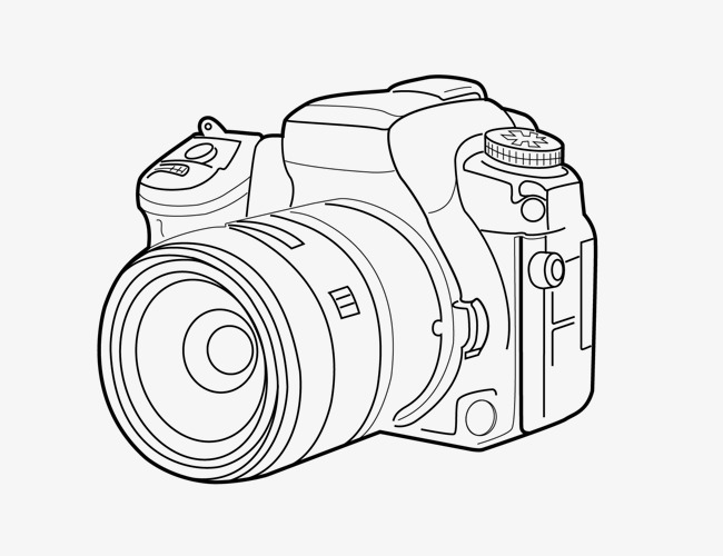 650x500 Vector Artwork Camera, Camera Vector, Camera Clipart Png And