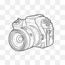260x260 Vector Artwork Camera Png, Vectors, Psd, And Clipart For Free