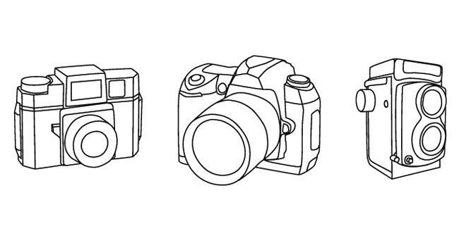 650x335 Camera Vectors