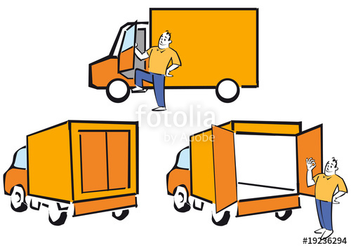 500x354 Camion Transporte Stock Image And Royalty Free Vector Files On