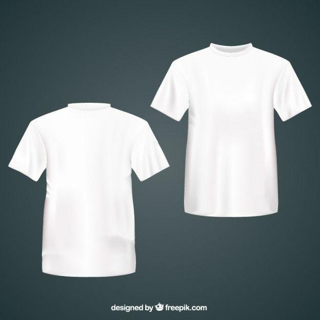 626x626 Camisetas Blancas Vector Gratis Toolbox Amp Tutorial Stuff