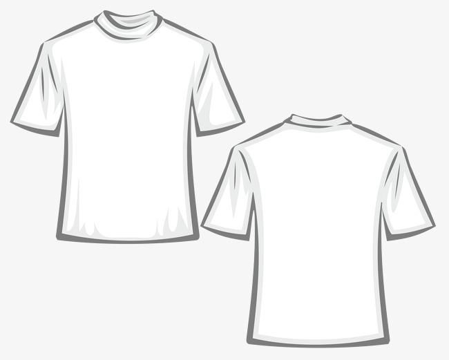 650x521 Camisa Vector Blanco Pintado A Mano Solid Camiseta T Shirt T Shirt