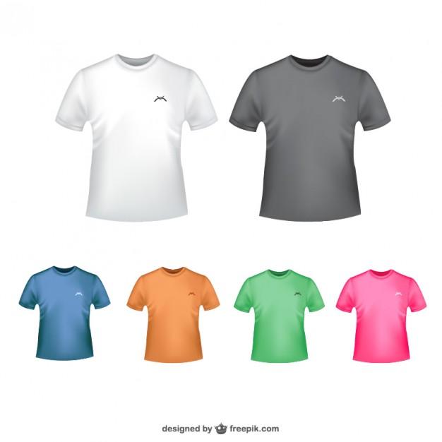 626x626 Camiseta Vector Fotos Y Vectores Gratis
