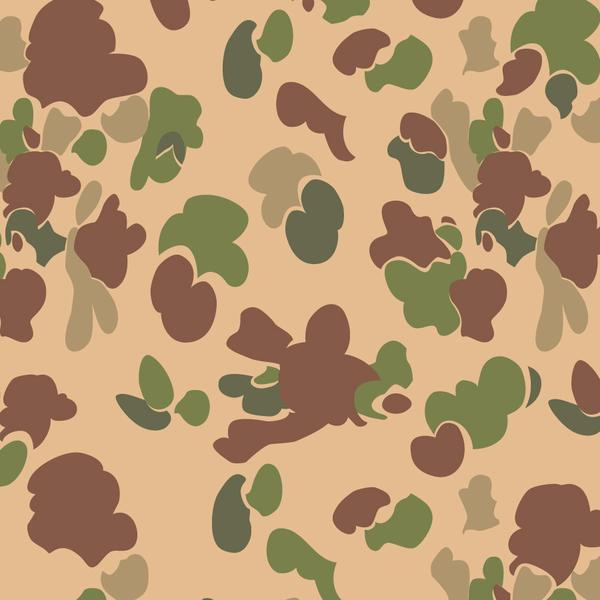 600x600 Duck Hunt Vector Camouflage Article Reform
