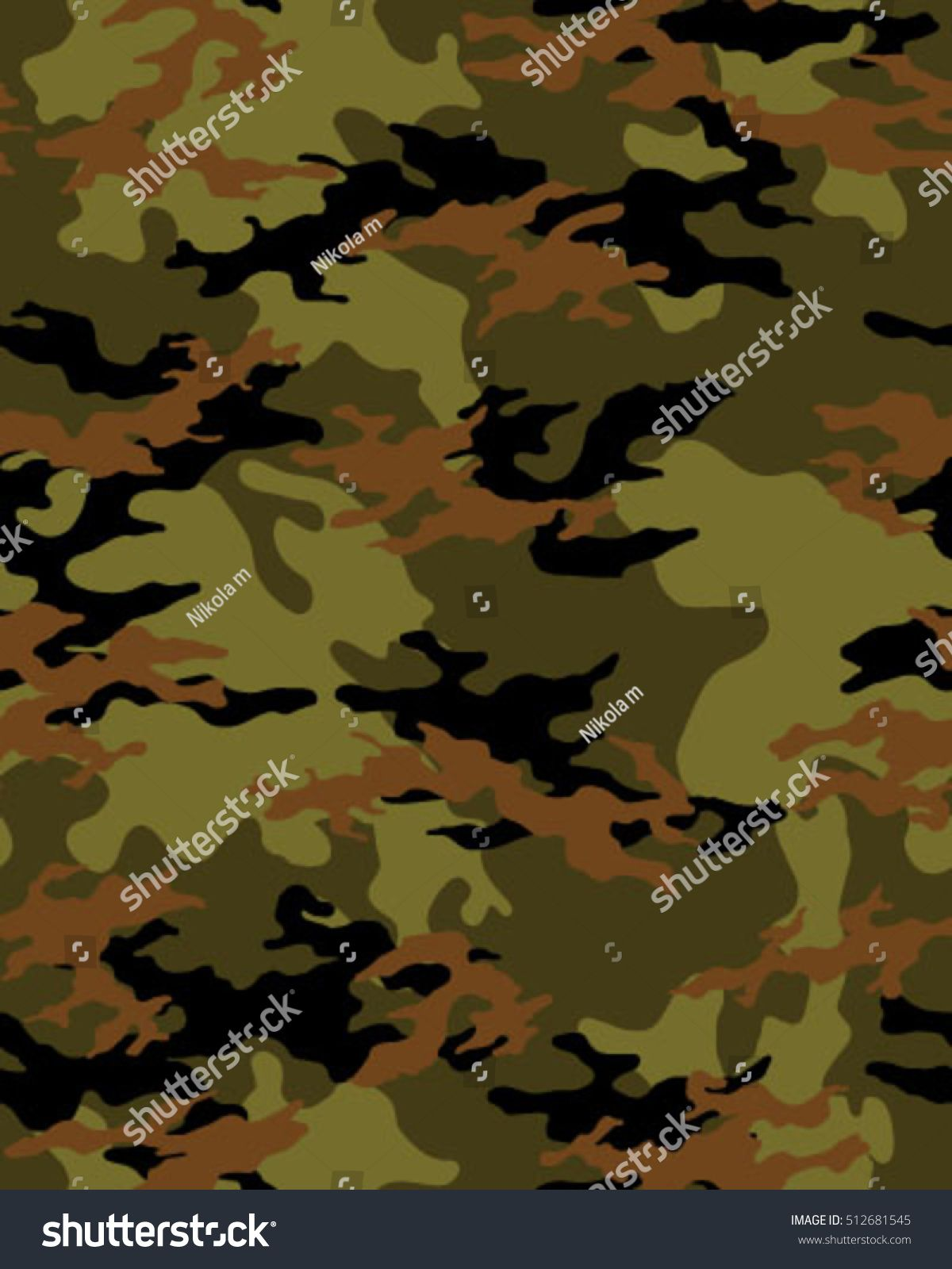 Camouflage Pattern Vector at GetDrawings com | Free for