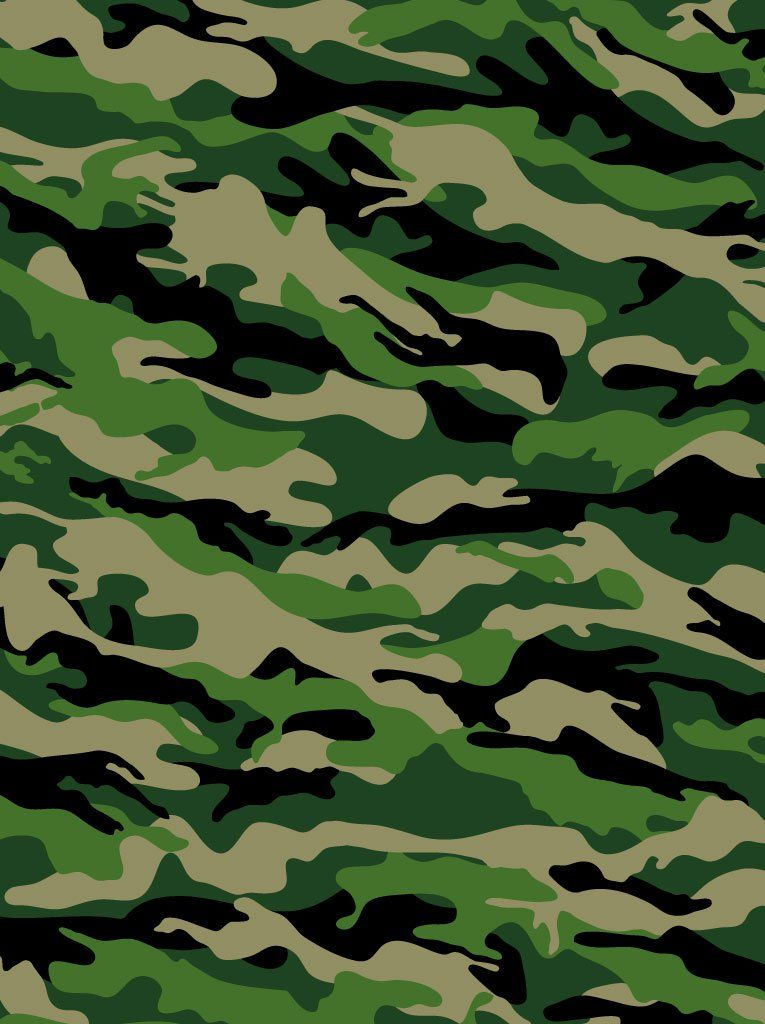 765x1024 Download This Cool Camouflage Vector Pattern For Your Hunting
