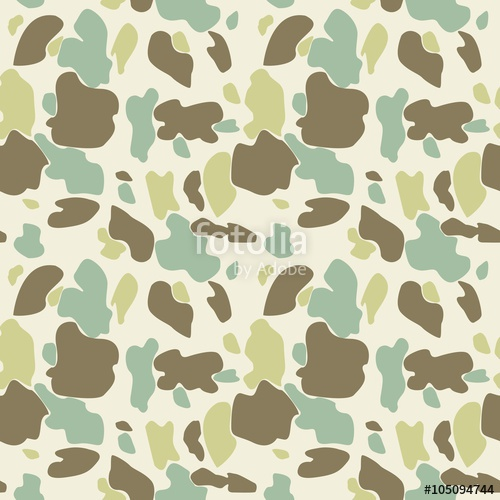 500x500 Camouflage Vector Pattern Stock Image And Royalty Free Vector