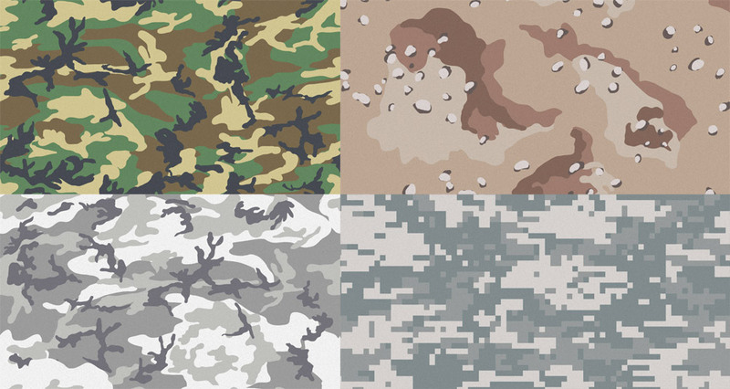 800x426 Free Download Of Free Camouflage Patterns For Illustrator
