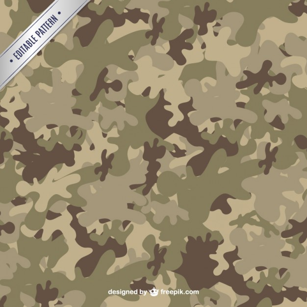626x626 Camouflage Pattern Vector Free Download
