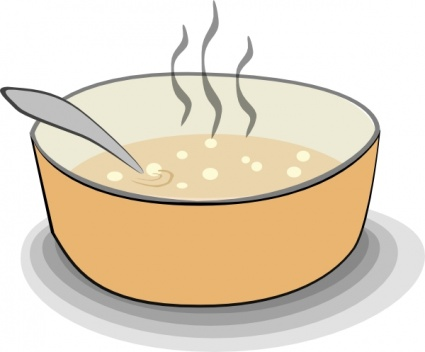 425x352 Free Download Of Soup Vector Graphics And Illustrations