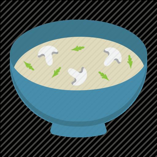 512x512 19 Soup Vector Mushroom Huge Freebie! Download For Powerpoint