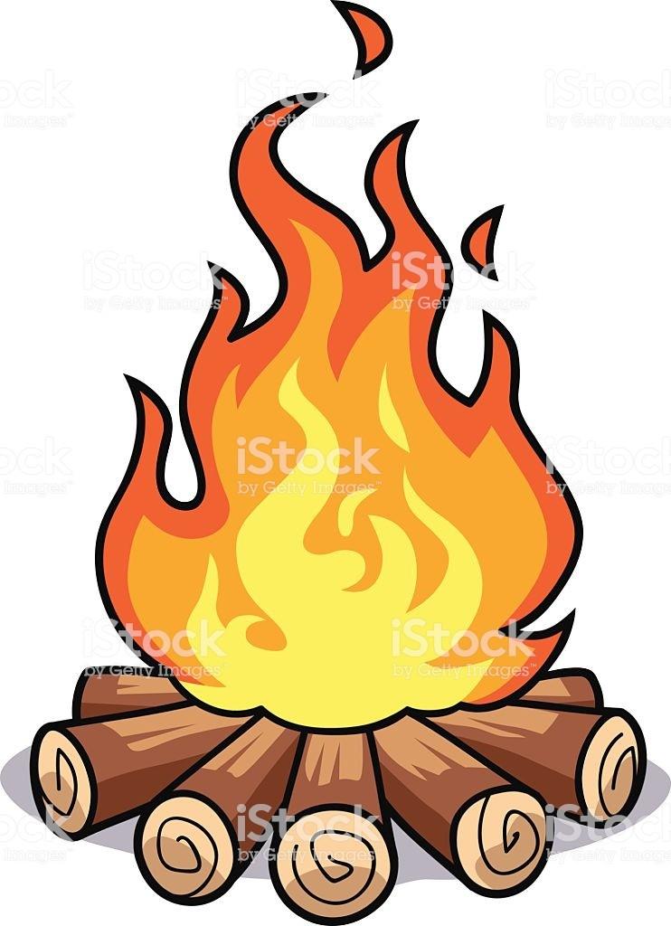 742x1024 Bonfire Vector Id475089362 Campfire Clipart