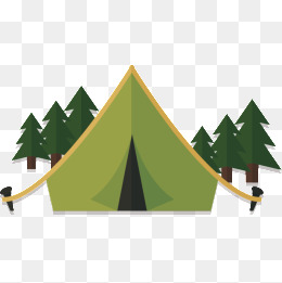 260x261 Camping Tent Png, Vectors, Psd, And Clipart For Free Download