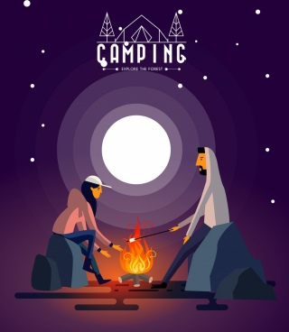 320x368 Camp Free Vector Download (166 Free Vector) For Commercial Use