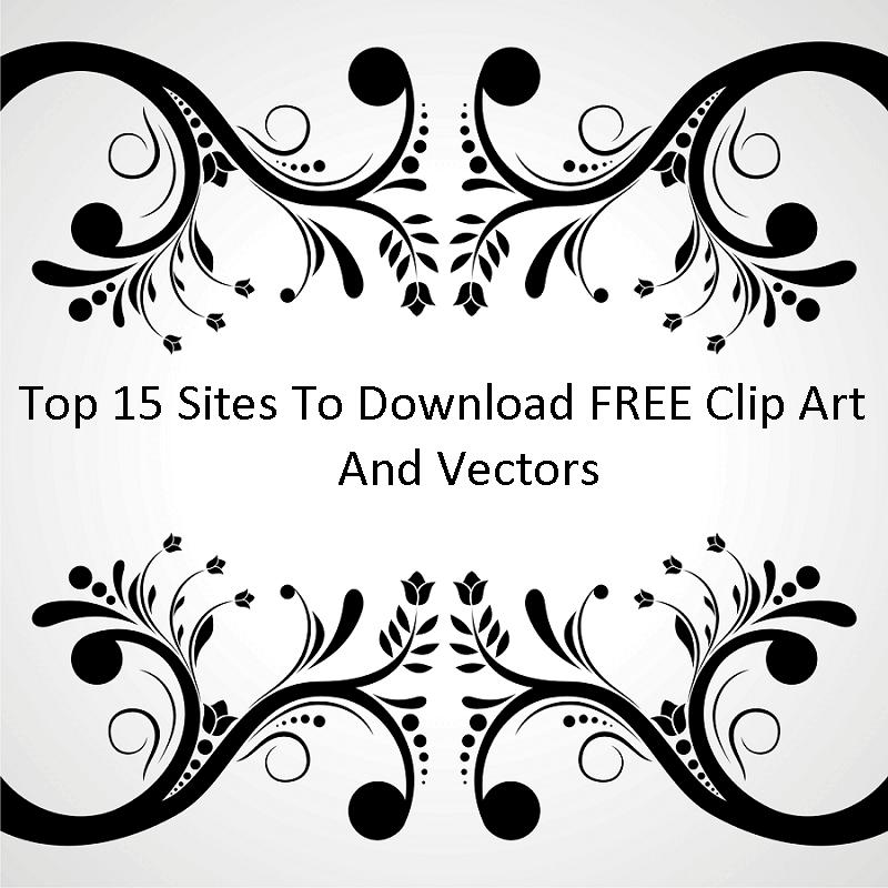 800x800 Top 15 Sites To Download Free Clip Art And Vectors