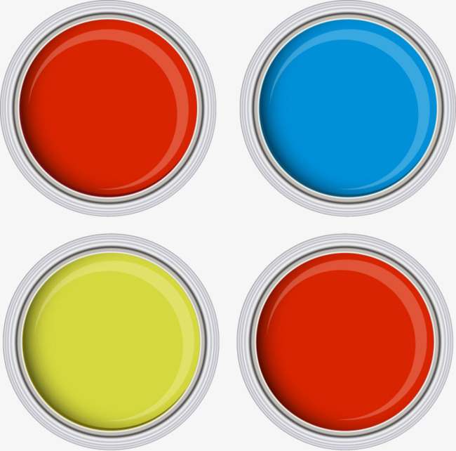 650x642 Vector Top View Angle Of Pigment, Pigment, Painting, Paint Png And