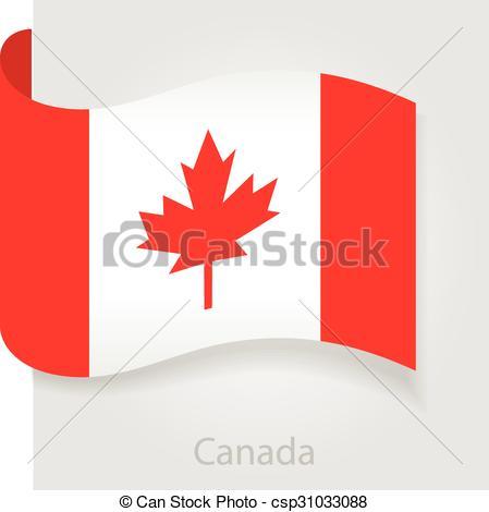 449x470 Canada Flag, Vector Illustration. Canada Flag, Isolated Vector