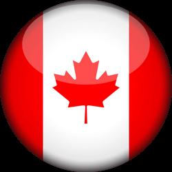 250x250 Canada Flag Vector