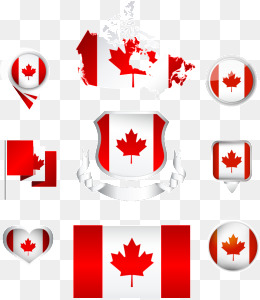 260x300 Canadian Flag Png, Vectors, Psd, And Clipart For Free Download
